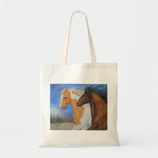 "Tote Bag ""Race Ya Home!"""