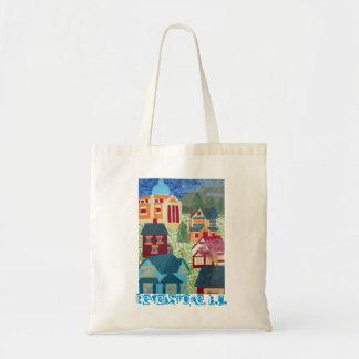 Tote Bag Revelstoke Heritage Design