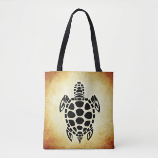 Tote Bag Sea Turtle