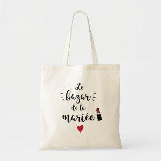 Tote Bag - the Bazaar of the bride