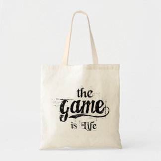Tote Bag - The Game Logo
