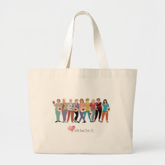 Tote Bag to Knit