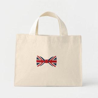 Tote Bag - Union Jack Bow Tie