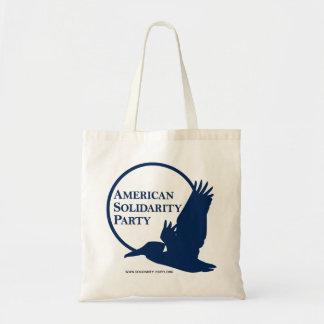 Tote Bag with Blue ASP Logo