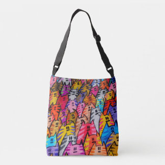 Tote bag with cats
