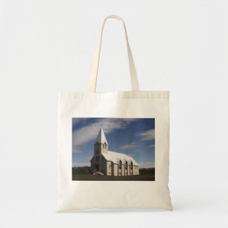 Tote Bag With Icelandic Church Picture