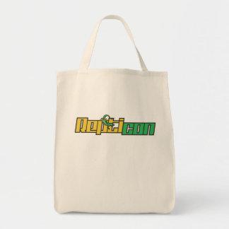 Tote Bag with Repticon Logo