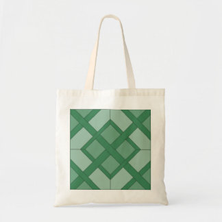 Tote Bag - Woven Lattice