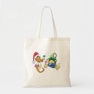 Tote - Christmas Spirit Budget Tote Bag
