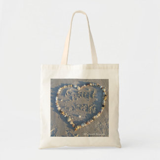 Tote featuring Topsail Island photograph