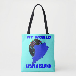 Tote for Staten Island Shopping