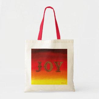 """Tote - """"JOY""""  by All Joy Art"""