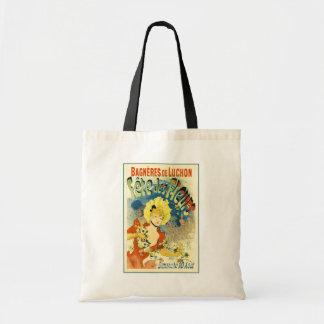 Tote: Jules Cheret Vintage Art Tote Bag