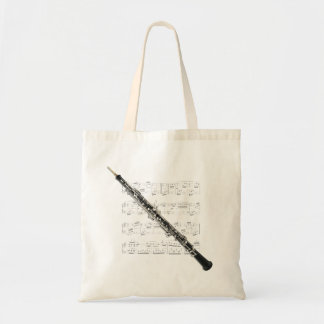 Tote - Oboe and sheet music