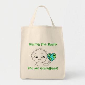 Tote - Saving the Earth