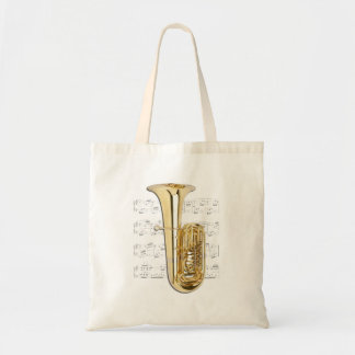 Tote - Tuba and sheet music