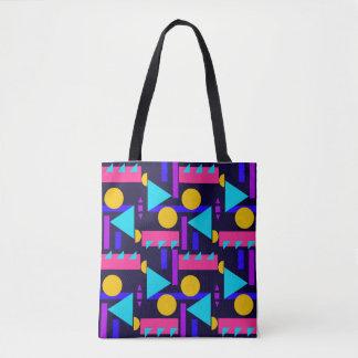 Totebag geometrical print 1 tote bag