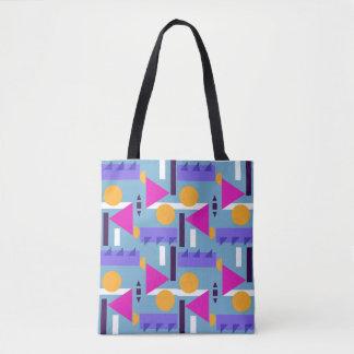 Totebag geometrical Print 3 Tote Bag