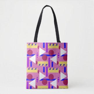 Totebag geometrical Print 4 Tote Bag