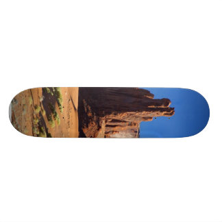 Totem Pole At Monument Valley Skate Deck
