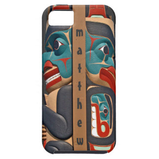 Totem Pole iPhone 5 Casemate Case For The iPhone 5