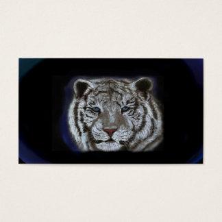 totem tiger business card