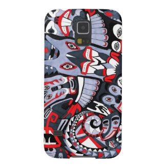 Totem Vortex Galaxy S5 Covers