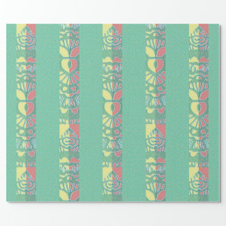 Totems Wrapping Paper