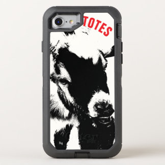 TOTES GOAT OtterBox DEFENDER iPhone 8/7 CASE