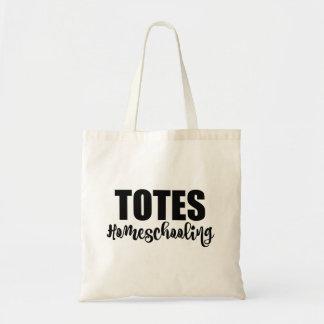 Totes Homeschooling Tote Bag