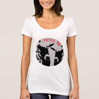 TOTES MAGOTES Women's American Apparel T-Shirt