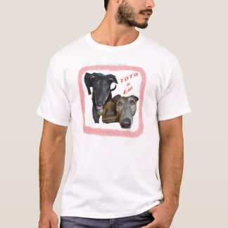 Toto and Lin T-Shirt