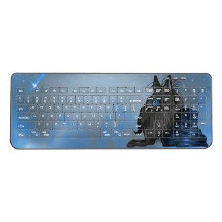 TOTOCHE ALIEN Custom Wireless Keyboard