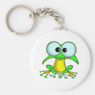 Totty the Froglet Keychain