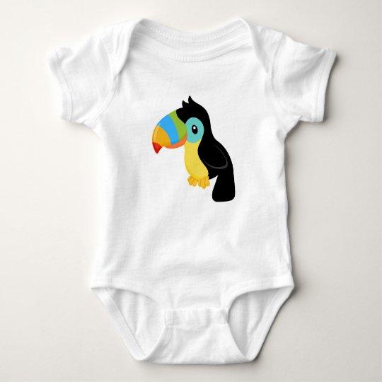 Toucan Baby Jersey Bodysuit