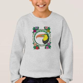 Toucan Bird Sweatshirt