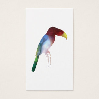 Toucan Business Card