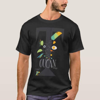 Toucan Dangle T-Shirt