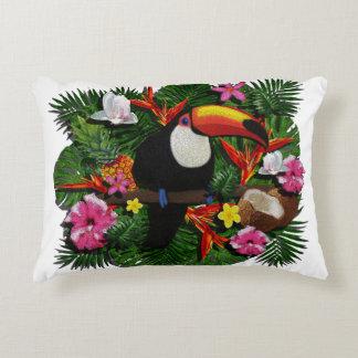 Toucan Decorative Pillow