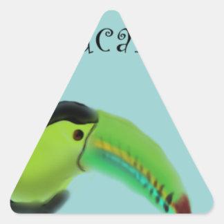 Toucan do it sticker