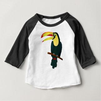 Toucan Drawing Baby T-Shirt