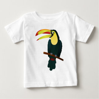 Toucan Drawing Baby T-Shirt