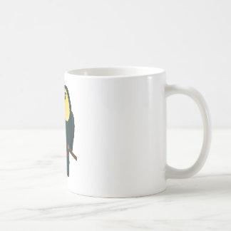 Toucan Drawing Coffee Mug