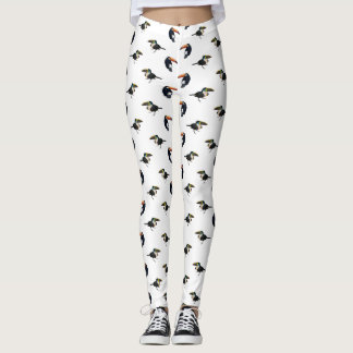 Toucan Frenzy Leggings (choose colour)