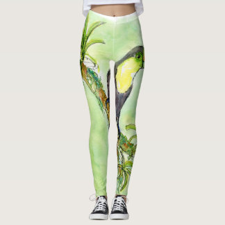 Toucan Fun Leggings