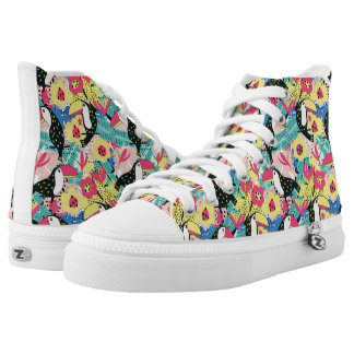 Toucan High Tops