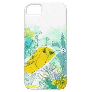 Toucan iPhone 5 Case