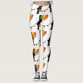 Toucan landlord leggings