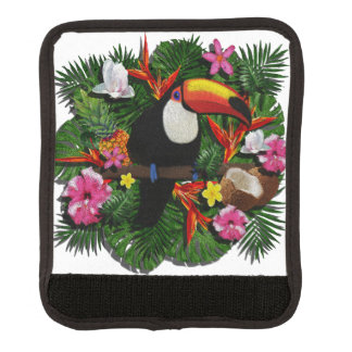 Toucan Luggage Handle Wrap