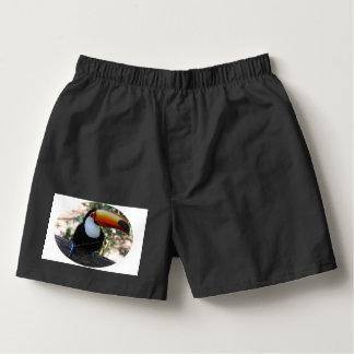 Toucan Men's Boxercraft Cotton Boxers